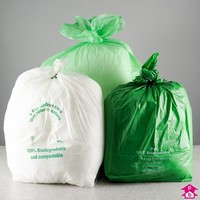 Starch-Based Bin Liners